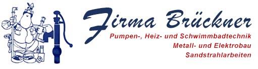 Logo Firma Brückner