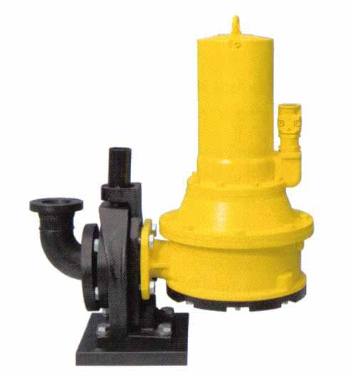 Pumpentechnik: Abwassertauchpumpe