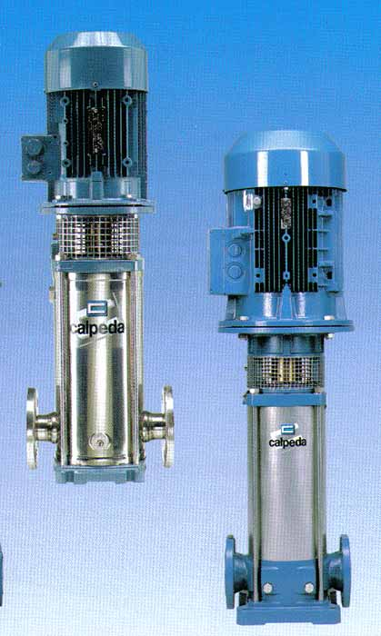 Pumpentechnik: In-Linepumpen