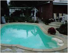 Schwimmbadtechnik Schwimmbecken